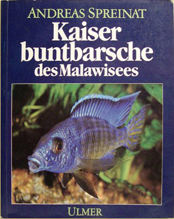 Ad konings malawi cichlids 4th edition
