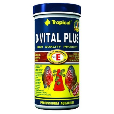 Tropical D-Vital Plus 600ml
