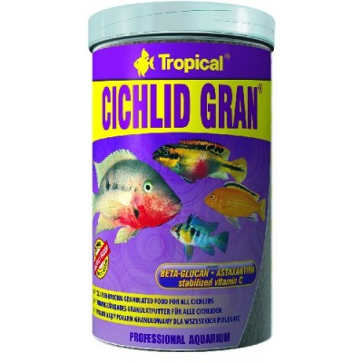 Tropical Cichlid Gran 1000ml
