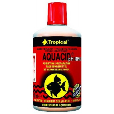 Tropical Aquacid (pH minus) 500ml