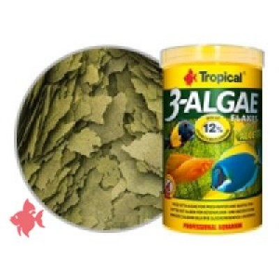 3-Algae Flakes, 250ml