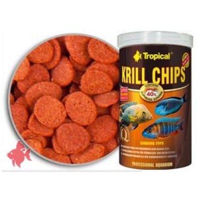 Tropical Krill Chips