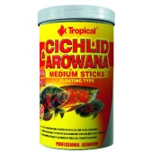 Tropical Cichlid & Arowana Medium Sticks 1000ml