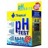 Tropical ph-Test 6.0 - 7.8