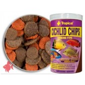 Tropical Cichlid CHIPS 5 L